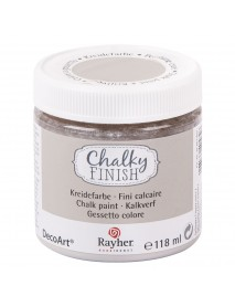 Chalky Finish, light topaz, Can 118ml