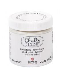 Chalky Finish, white 236ml