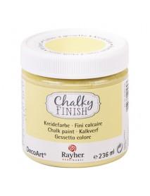 Chalky Finish, vanilla 236ml