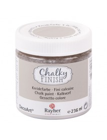 Chalky Finish, light topaz 236ml