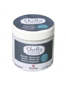 Chalky Finish clear varnish mat 118ml