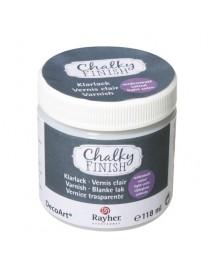 Chalky Finish Clear varnish satin 118ml