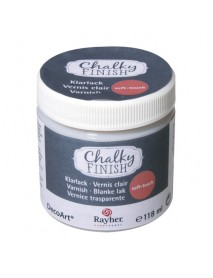 Chalky Finish clear varnish soft-touch 118ml