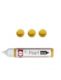 PEARL PEN  GOLD