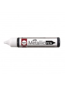 METALLIC-PEN  BLACK