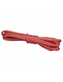 PARACORD 3.5MM X 4M RED-WHITE