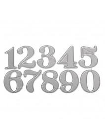 ΜΗΤΡΑ  SET: BIG NUMBERS 1,5-2,8CM