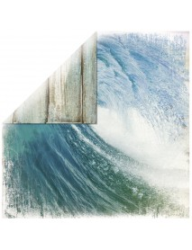 SCRAPBOOKING ΧΑΡΤΙ SURF