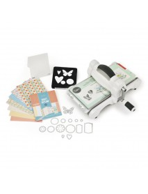 Sizzix Big shot Starter Kit, cardboard box