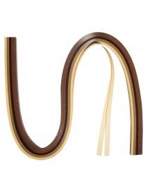 QUILLING ΧΑΡΤΙ ΚΑΦΕ/ΜΑΥΡΟ/ΜΠΕΖ, 53x0.6cm, 110 g/m2, ΣΥΣΚ.  100 ΤΕΜ.