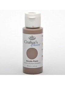 CRAFTER'S CHOICE ACRYLIC 59ML TAUPE