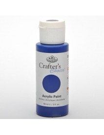CRAFTER'S CHOICE ACRYLIC 59ML BLUE PTHALO