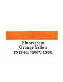 CRAFTER'S CHOICE ACRYLIC 59ML FLUO ORANGE YELLOW
