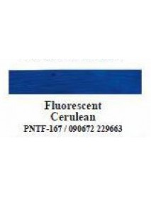 CRAFTER'S CHOICE ACRYLIC 59ML FLUO CERULEAN