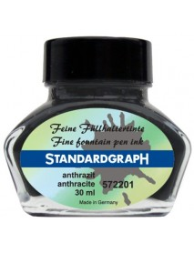 STANDARDGRAPH ΜΕΛΑΝΙ 30ML ANTHRACITE
