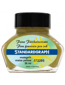 STANDARDGRAPH ΜΕΛΑΝΙ 30ML MAIZE YELLOW