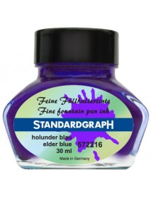 STANDARDGRAPH ΜΕΛΑΝΙ 30ML ELDER BLUE
