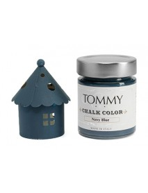 CHALK BASED ACRYLIC PAINT 140ML NAVY BLUE