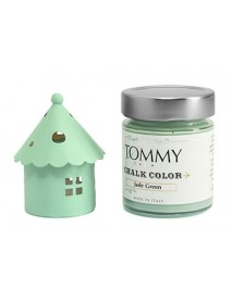 CHALKY COLOR TOMMYART 140ML JADE GREEN
