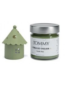 CHALKY COLOR TOMMYART 140ML PINE GREEN