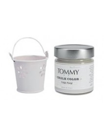 CHALK BASED ACRYLIC PAINT 140ML PARIS GREY