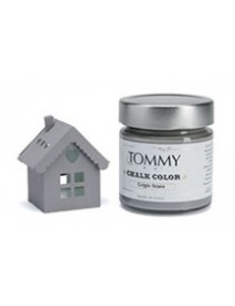 CHALK BASED ACRYLIC PAINT 140ML DARK GREY