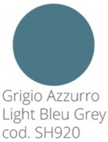 CHALK BASED ACRYLIC PAINT 750ML LIGHT BLEU GREY
