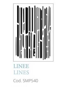 STENCIL A5 LINES