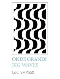STENCIL A5 BIG WAVES