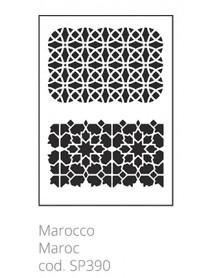 STENCIL MAROC  20X30CM