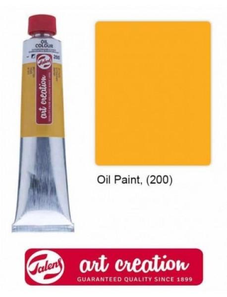 ΛΑΔΙ 200ML ART CREATION 200 YELLOW