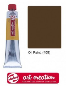 ΛΑΔΙ 200ML ART CREATION 409 BURNT UMBER