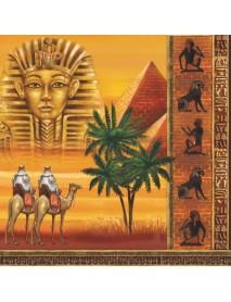 NAPKIN 33X33 EGYPT