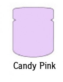 CHALK BASED ACRYLIC PAINT 80ML CANDY PINK
