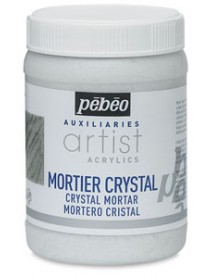 CRISTAL MORTAR 250ML