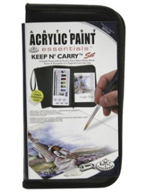 KEEP N  CARRY ART PAINTING SET