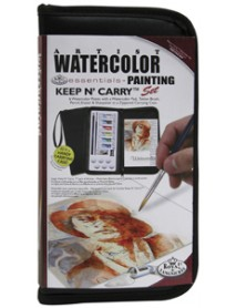 KEEP N CARRY W/C PAINT SET