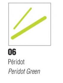 P150 FEUTRE P.FINES PERIDOT GREEN