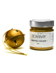 METALLIC CHALKY COLOR TOMMYART 140ML GOLD