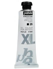 XL FINE OIL 37ML  TITANIUM WHITE