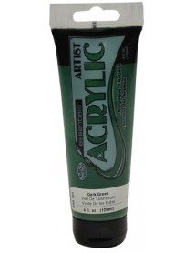 ΑΚΡΥΛΙΚΟ ROYAL 120ML DARK GREEN