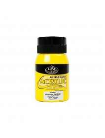 ΑΚΡΥΛΙΚΟ ROYAL 500ML PRIMARY YELLOW