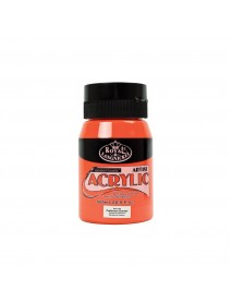 ΑΚΡΥΛΙΚΟ ROYAL 500ML CADMIUM ORANGE