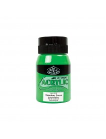 ΑΚΡΥΛΙΚΟ ROYAL 500ML CADMIUM GREEN
