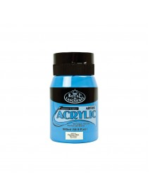 ΑΚΡΥΛΙΚΟ ROYAL 500ML CERULEAN BLUE