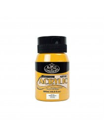 ΑΚΡΥΛΙΚΟ ROYAL 500ML YELLOW OCHRE
