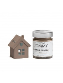 CHALK BASED ACRYLIC PAINT 140ML MUD