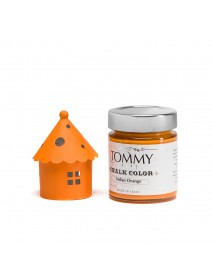 CHALKY COLOR TOMMYART 140ML INDIAN ORANGE