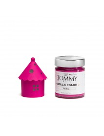 CHALK BASED ACRYLIC PAINT 140ML FUCHSIA