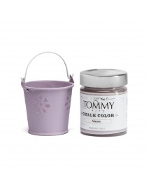 CHALK BASED ACRYLIC PAINT 140ML MAUVE